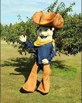 cowboy school mascot