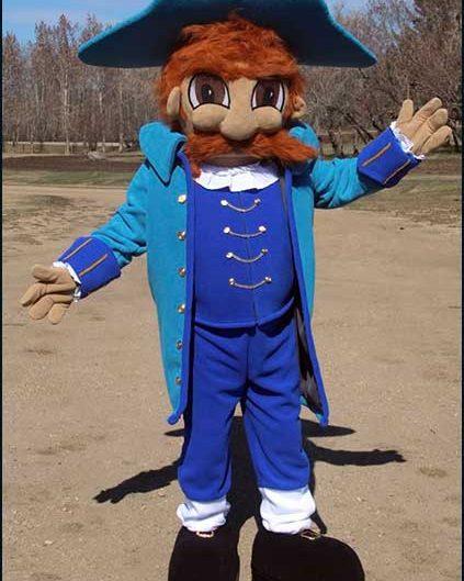 municipal mascots