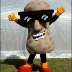peanut mascot
