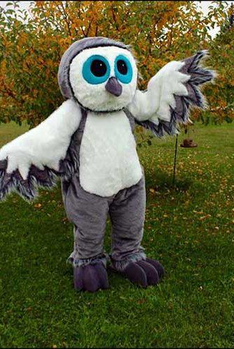 penquin mascot